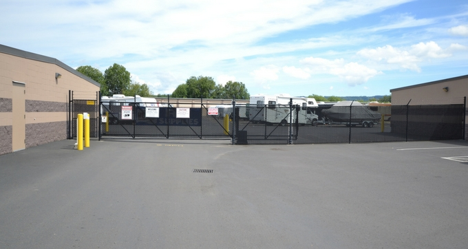 Secure RV storage North Plains, OR