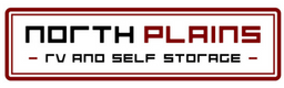North Plains RV and Self Storage logo sm