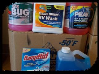 RV supplies North Plains RV and Self Storage