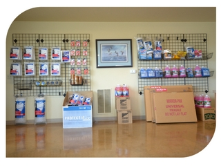 Mattress covers and packing supplies